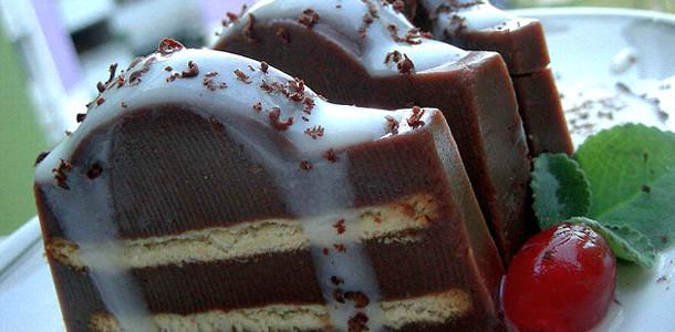 Puding-Coklat-Biskuit-Keju