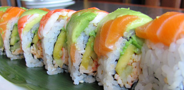 Resep-Salmon-&-Avocado-Sush