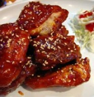 Ayam Goreng Korea (Yangnyeom Chikin)