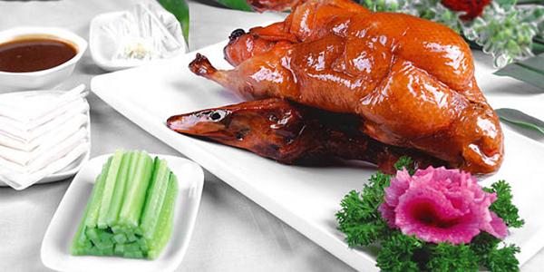 Bebek Peking Panggang Yang Lezat