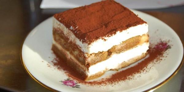 Brownies Tiramisu Panggang