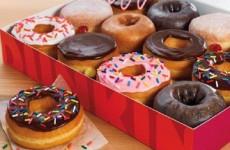 Donat Empuk Ala Dunkin Donut