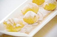 Brazilian Cinnamon Doughnut