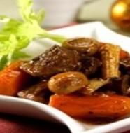 Daging Sapi Masak Jamur