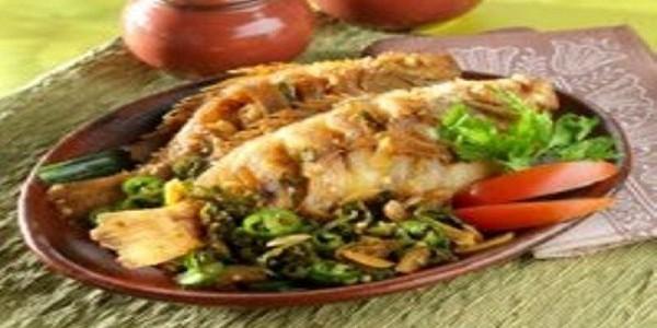 Ikan Nila Lombok Ijo