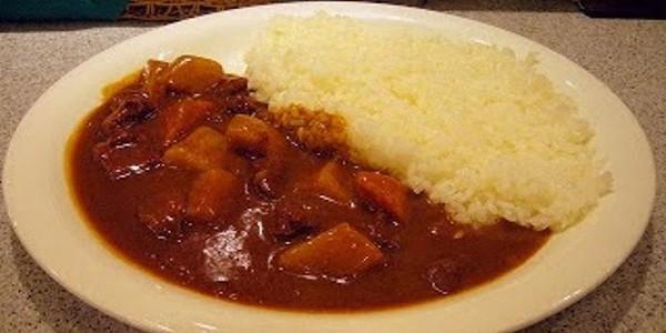Nasi Kare Khas Jepang
