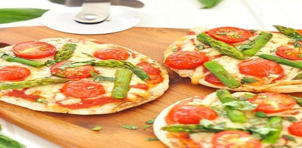 MINI CHEESE VEGI PIZZA