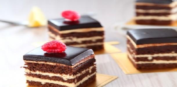 CARAMEL CAKE LAYER